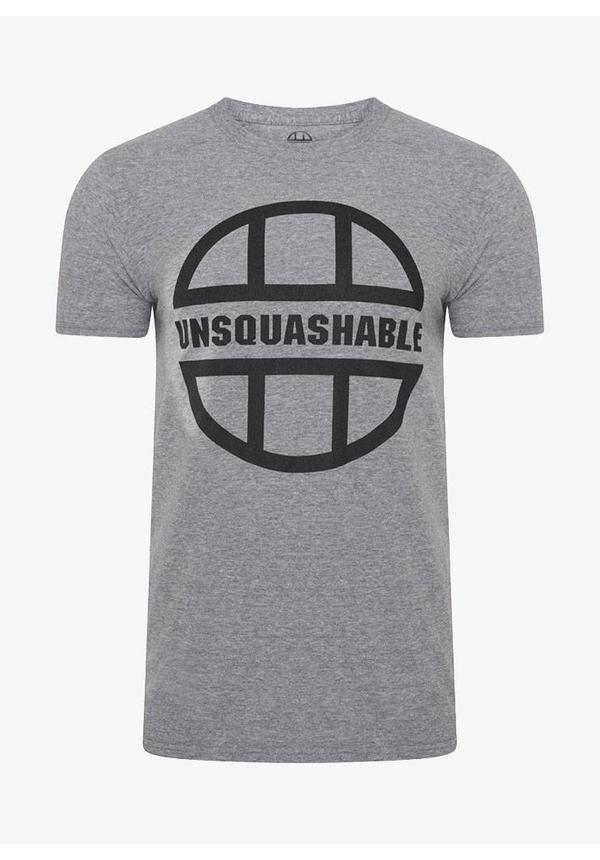 UNSQUASHABLE Training Shirt - Grey