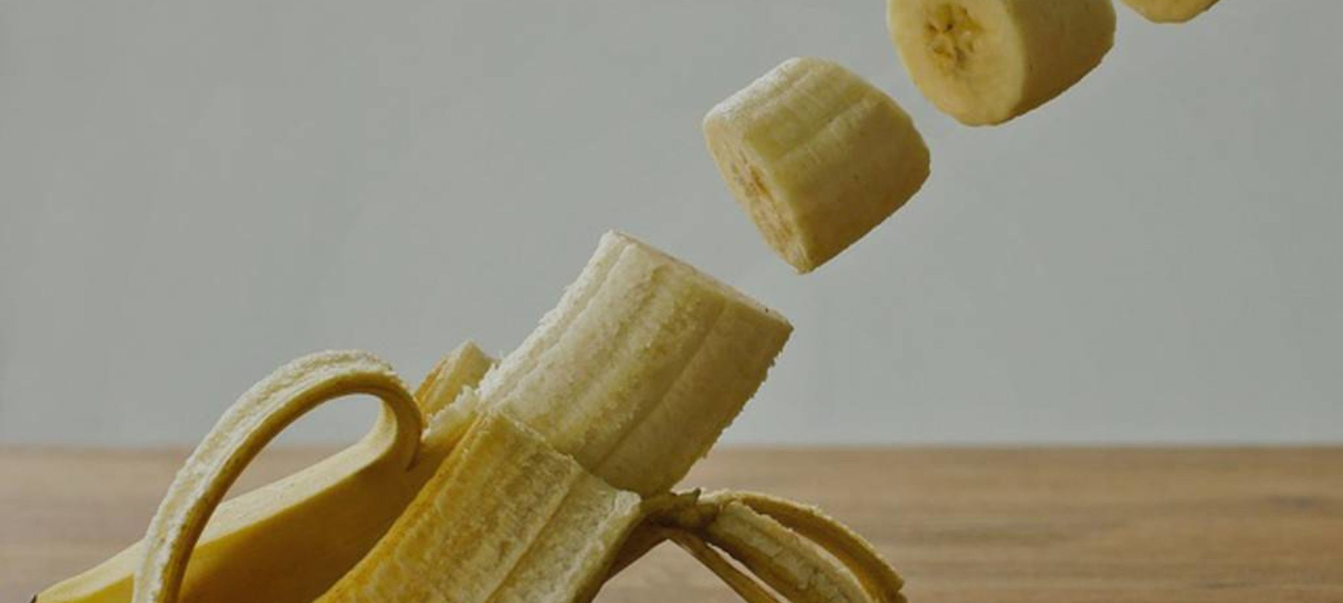 Why you should eat bananas during a squash match