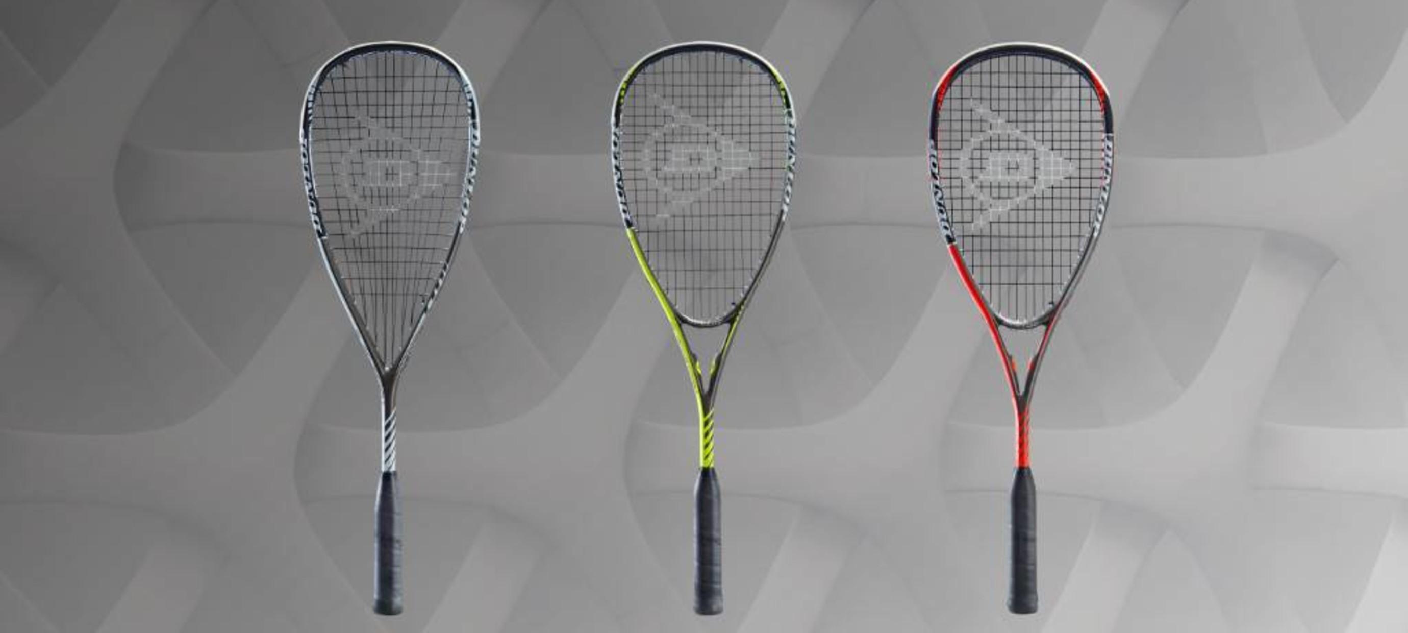 Review of Dunlop Blackstorm 3.0 Squash Rackets