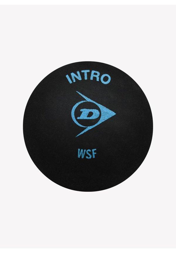 Dunlop Intro Squash Ball - 3 Pack