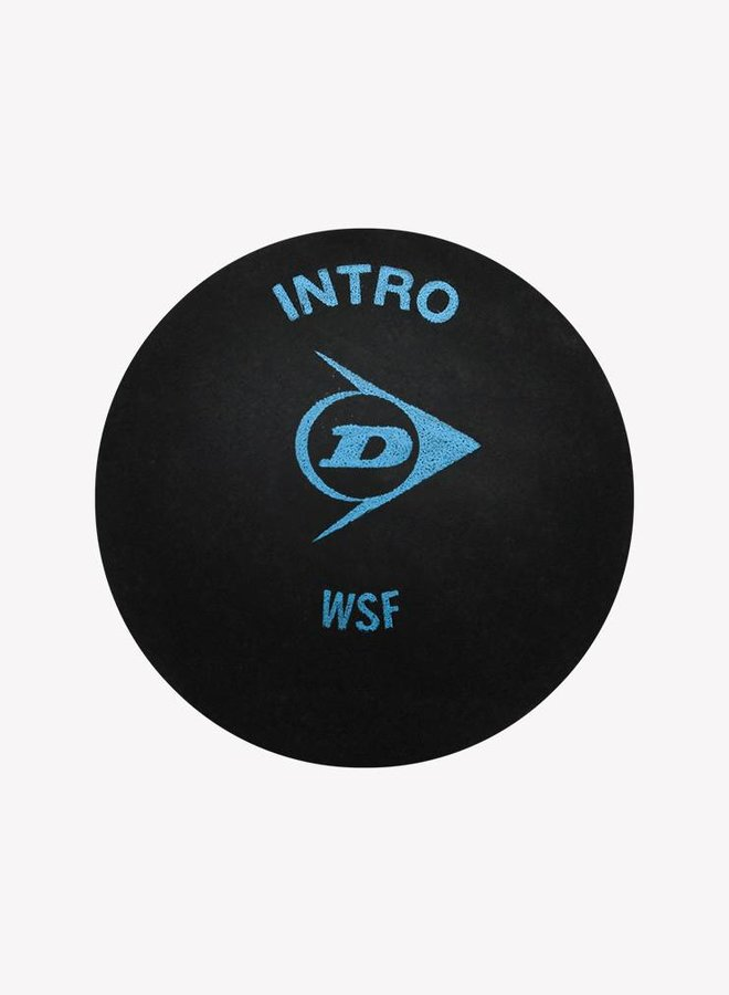 Dunlop Intro Squash Ball - 3 Pack