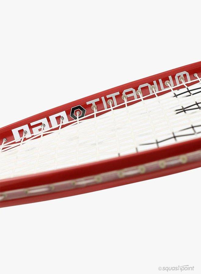 Head Nano Ti 110 - 2 Racket Deal