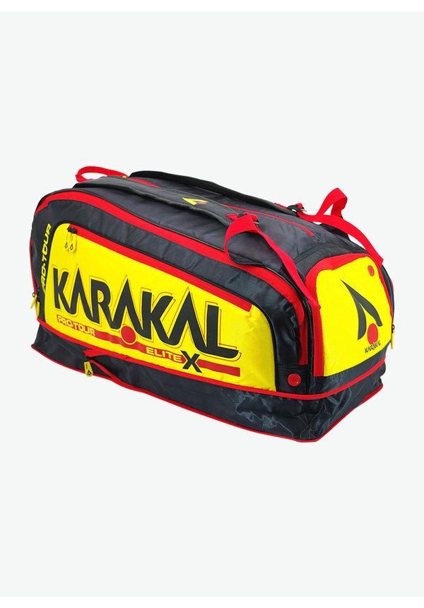 Karakal Pro Tour Elite X 12+ Expanding Racket Bag