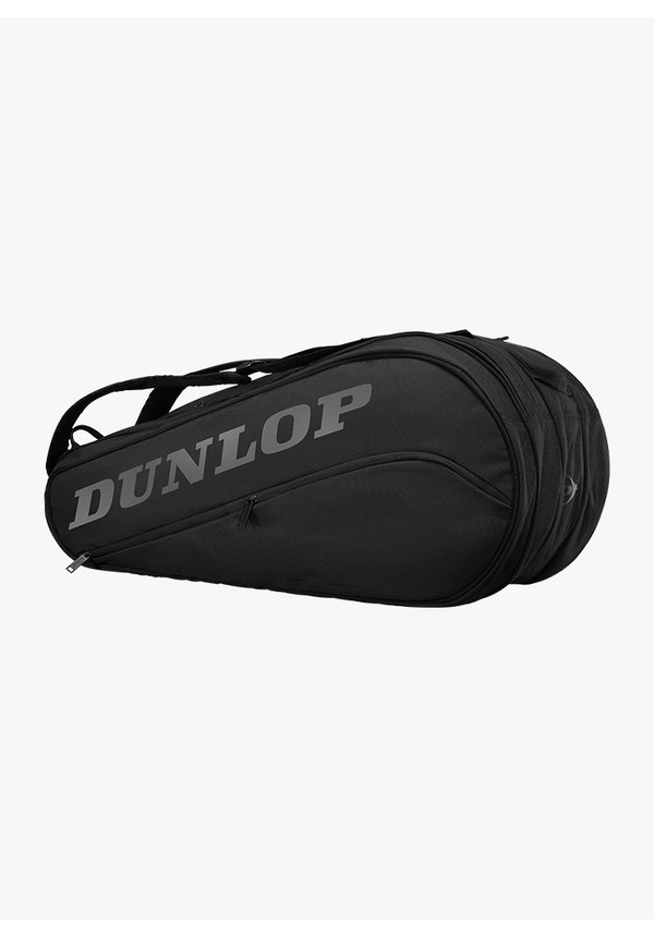 Dunlop CX Team 12 Racket Bag  - Black
