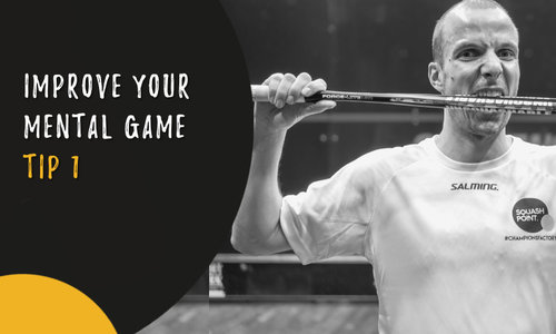 How to improve your mental game