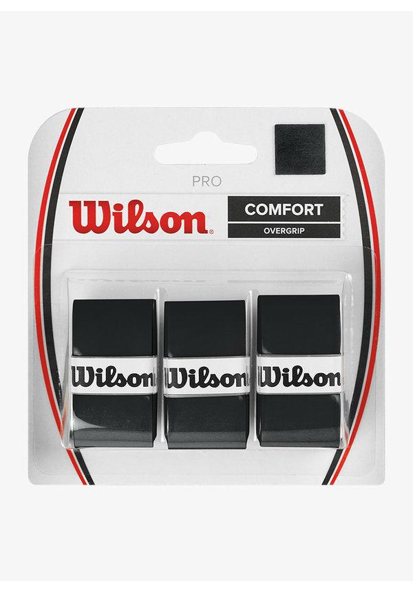 Wilson Pro Comfort Overgrip - Black