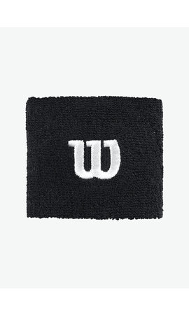 Wilson 'W' Wristband - 2 Pack