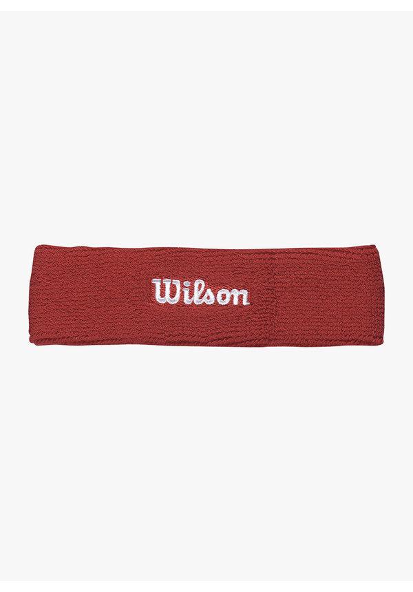 Wilson Headband - Red
