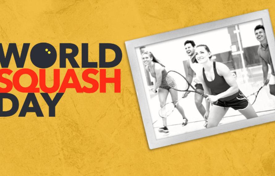 How did World Squash Day start?