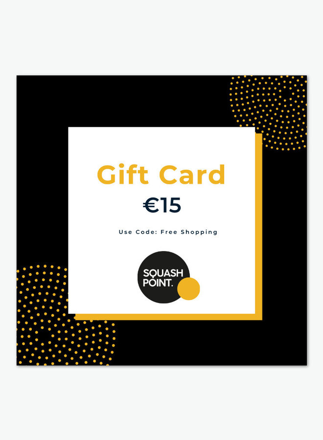 Gift Card €15