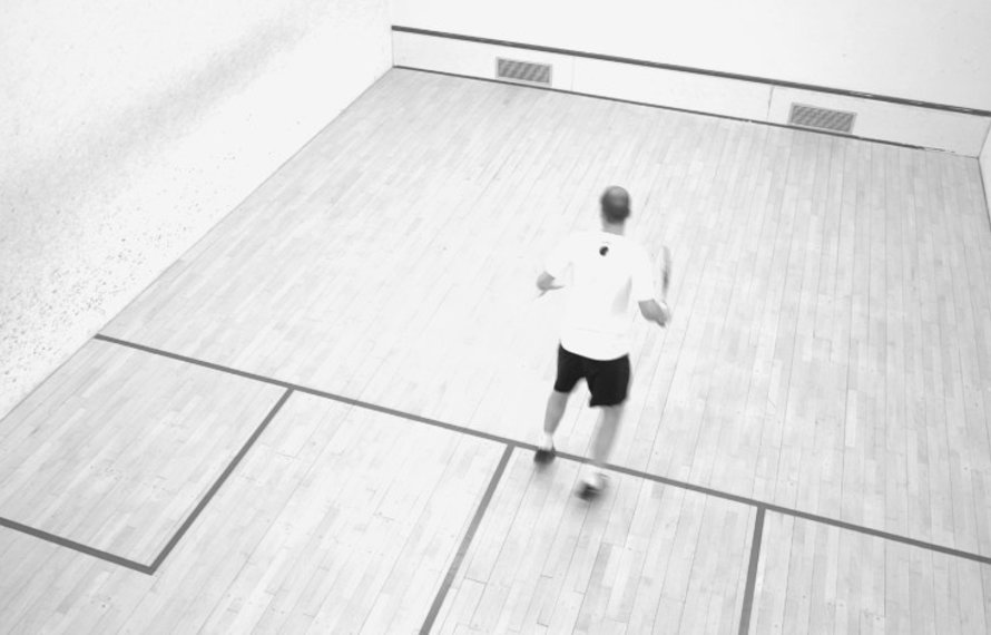 Why you should dominate the T in Squash