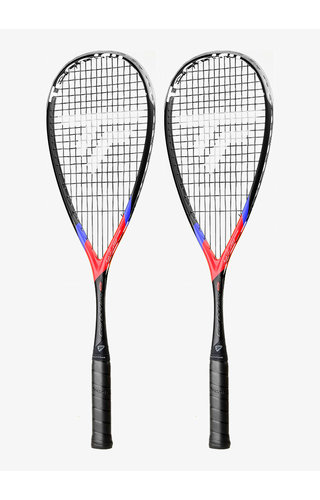 Tecnifibre Carboflex 125 X-Speed - 2 Racket Deal