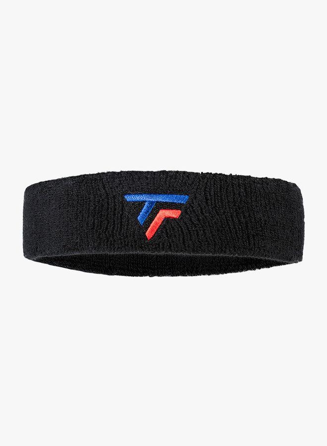 Tecnifibre Headband - Black