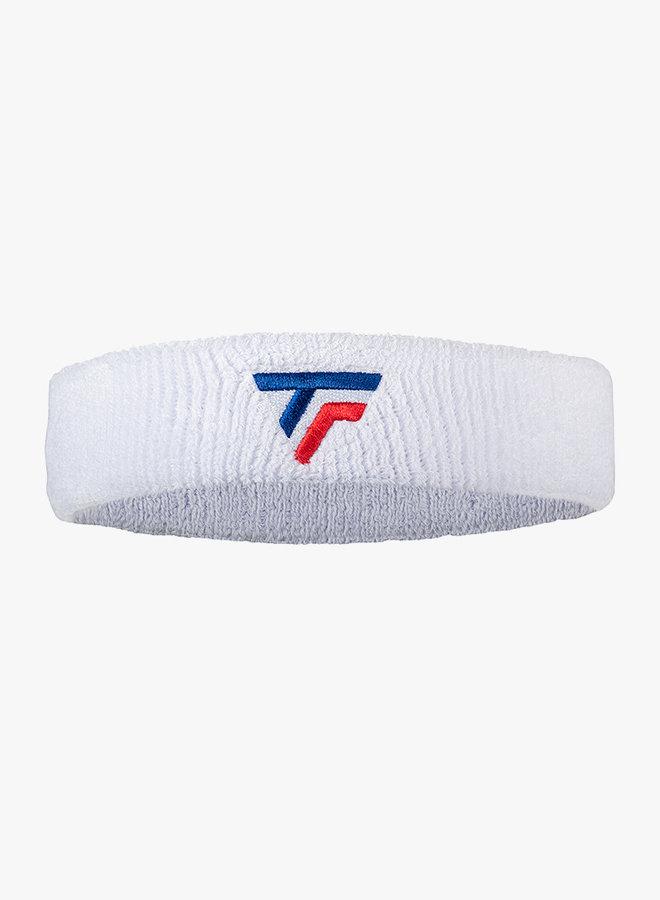Tecnifibre Headband - White