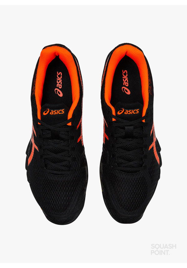 Asics Gel-Blade 7 - Black / Orange