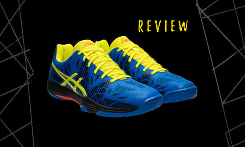 Review Asics Gel-Fastball 3