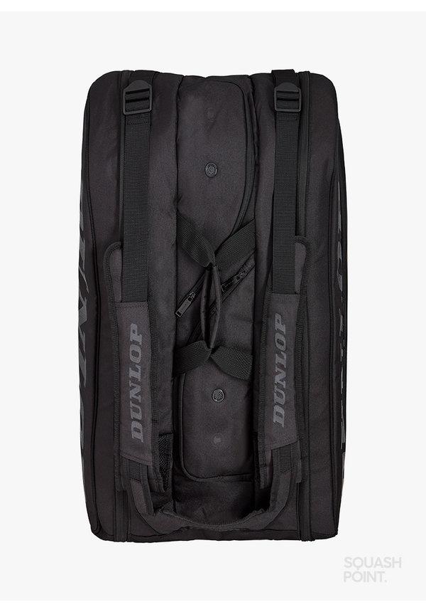 Dunlop CX Performance 15 Racket Bag  - Black