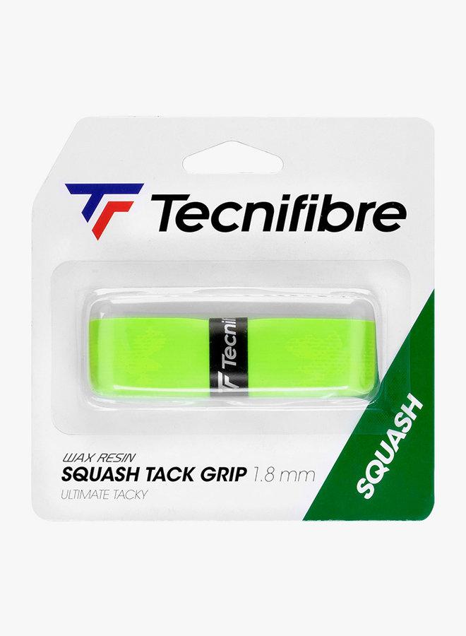 Tecnifibre Squash Tack Grip - Green