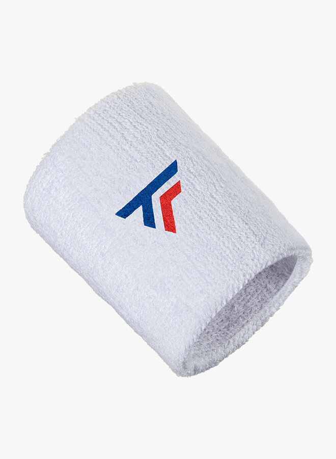 Tecnifibre Wristband XL - White
