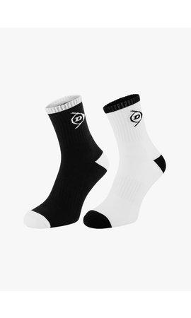 Dunlop Men's Performance Socks - 2 Pack