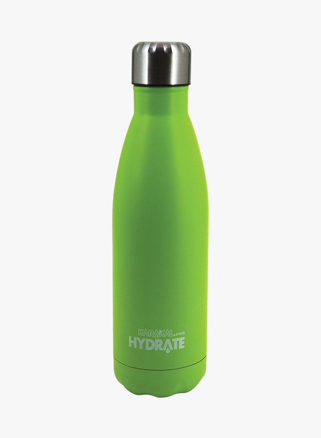 Karakal Hydrate Water Bottle - Lime