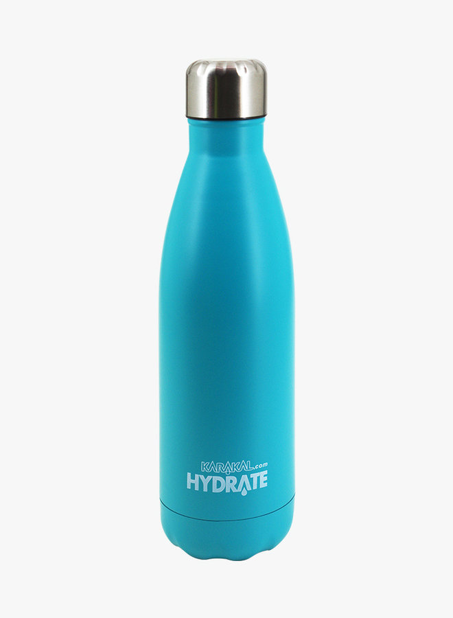 Karakal Hydrate Water Bottle - Cyan
