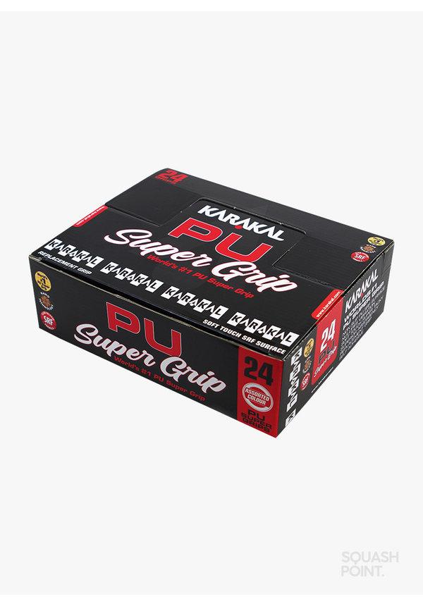 Karakal PU Super Grip Assorted - Box of 24