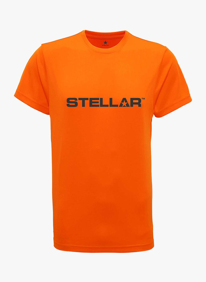 Stellar Training Performance Shirt - Orange