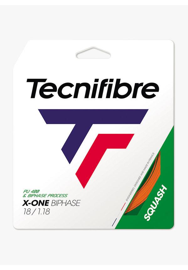 Tecnifibre X-One Biphase 1,18 Orange - String Set 10 m
