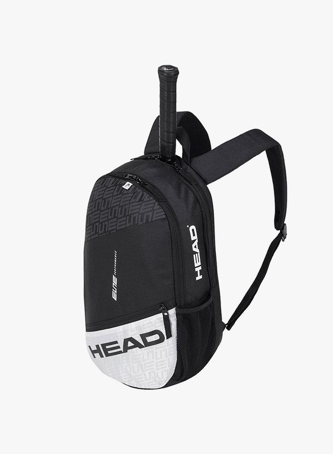 Head Elite Backpack - Black / White