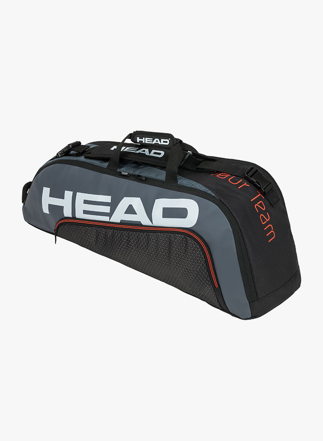Head Tour Team 6R Combi - Black / Grey