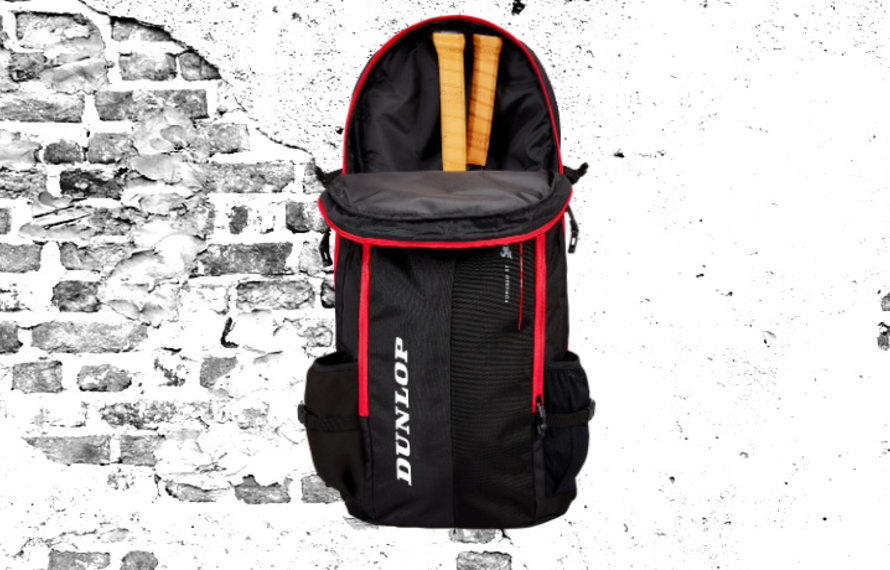 Review Dunlop CX Performance Long Backpack