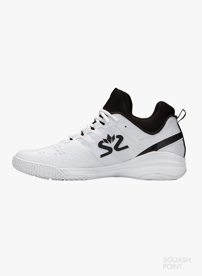 Salming Kobra Mid 3 - White / Black