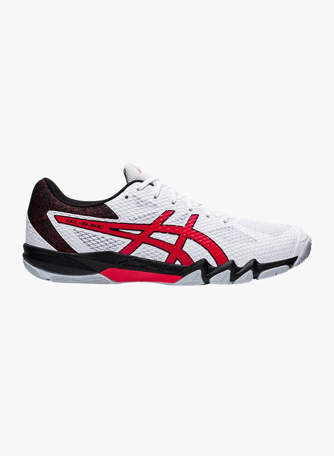 Asics Gel-Blade 7 - White / Red