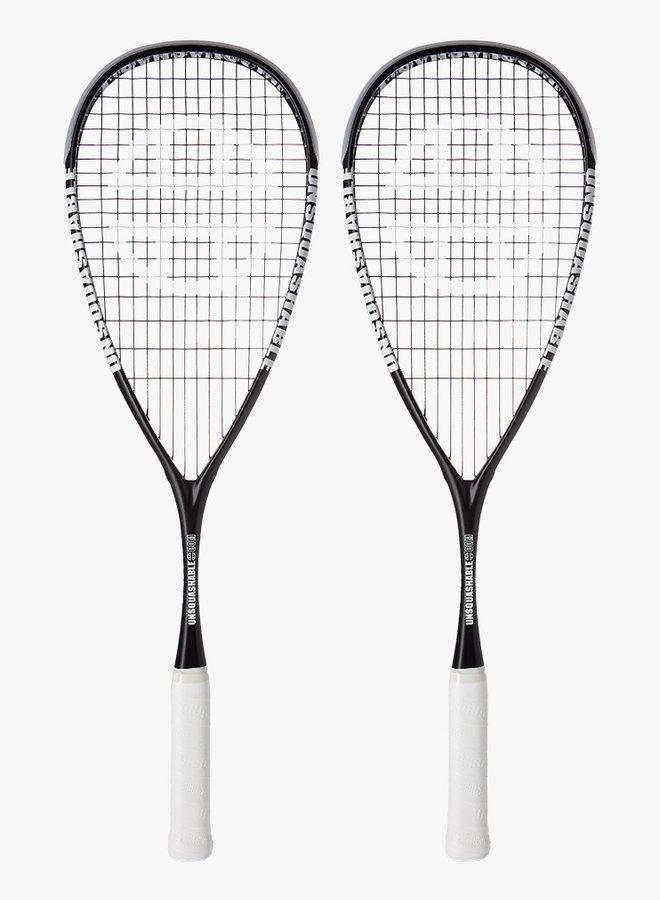 UNSQUASHABLE Force-Lite - 2 Racket Deal