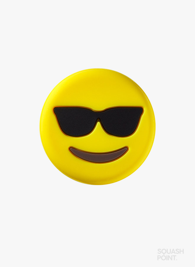 Wilson Emoti-Fun Sunglasses / Tongue Out Dampener - 2 Pack