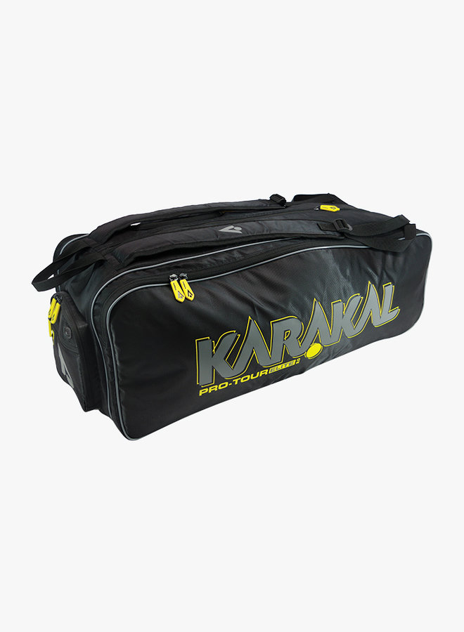 Karakal Pro Tour 2.0 Elite 12 Racket Bag