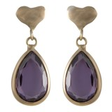 Cataleya Jewels  cataleya jewels purple heart