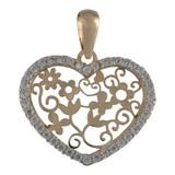Cataleya Jewels  Pendant Heart
