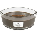 WoodWick® Geurkaarsen Oudwood Ellipse WoodWick