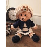 Haakpakket Funny bear Emily
