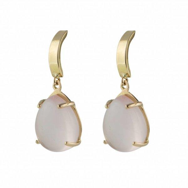Earrings Beau Monde Light Pink