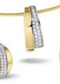 Gouden - Colliers & kettingen