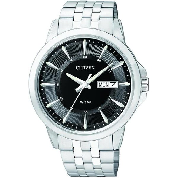 Citizen BF2011-51EE - Horloge - Staal - Zilverkleurig - Ø 41 mm