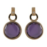 Cataleya Jewels  Earrings Round