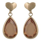 Cataleya Jewels  Earrings Heart