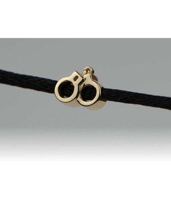 Gold Bandits Handcuffs