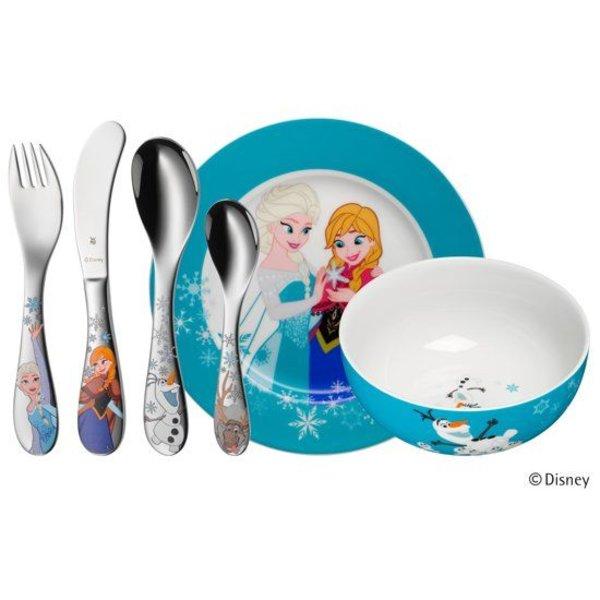 WMF Disney Frozen Kinderbestek - 6-delig