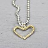 Jeh Jewels  18149 - Hanger zilver + messing