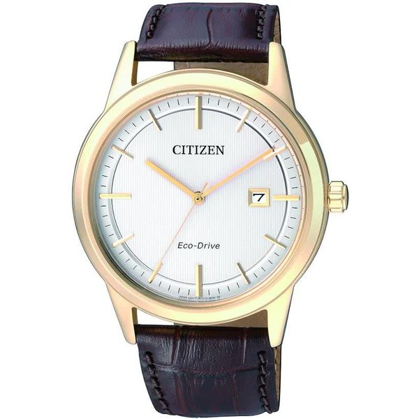 Citizen AW1233-01A - Horloge - 40 mm - Goudkleurig